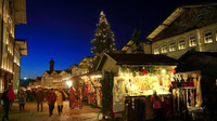 Bad Tölz, Bayern - Romantik pur am Christkindlmarkt