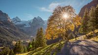 © Switzerland Tourism / Jan Geerk / Rosenlaui, CH - Wanderung / Zum Vergrößern auf das Bild klicken