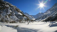 © Enrico Romanzi / Aostatal, Italien - Langlauf Pont Valsavarenche