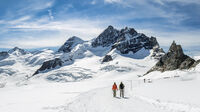 Grindelwald, CH - Winterwanderung