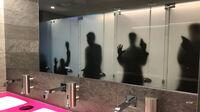 © Edith Spitzer, Wien / Schilthorn, CH - Damentoilette / Zum Vergrößern auf das Bild klicken