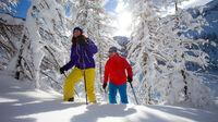 © SalzburgerLand Tourismus / SalzburgerLand - Schneeschuhwandern / Zum Vergrößern auf das Bild klicken