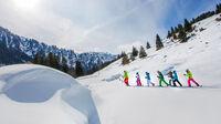 © SalzburgerLand / SalzburgerLand - Schneeschuwandern / Zum Vergrößern auf das Bild klicken