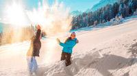 © SalzburgerLand Tourismus / Salzburg - Schneespaß / Zum Vergrößern auf das Bild klicken