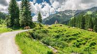 © Wildschönau Tourismus / TimeShot / Wildschönau, Tirol - Schönangeralm_Zirbenkapelle / Zum Vergrößern auf das Bild klicken