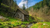 © pixabay.com / Schwarzwald, DE - Mühle / Zum Vergrößern auf das Bild klicken