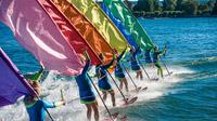 © MTK Chris Danneffel / Konstanz, Bodensee - Seenachtfest_Wasserski / Zum Vergrößern auf das Bild klicken