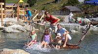 © www.foto-mueller.com / Serfaus-Fiss-Ladis, Tirol - Flossfahren / Zum Vergrößern auf das Bild klicken