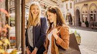 © MTK Dagmar Schwelle / Konstanz, Bodensee - Shopping Altstadt / Zum Vergrößern auf das Bild klicken