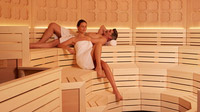 © Therme Laa-Hotel & Silent Spa / Silent Spa, NÖ - Sauna_detail / Zum Vergrößern auf das Bild klicken
