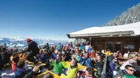 © SkiWelt / Hohe Salve, Tirol - Skihütten-Gaudi