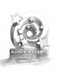 Gasteinertal, Salzburg - Skizze Skulptur Taleingang