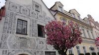 © Edith Spitzer, Wien / Slavonice, CZ - Renaissance-Haus / Zum Vergrößern auf das Bild klicken
