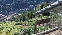 © Edith Spitzer, Wien / Sommerberg, Bad Wildbad - Sommerbergbahn / Zum Vergrößern auf das Bild klicken