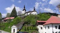 © Edith Spitzer, Wien / Spania Dolina,SK - Kirche_mit_Treppenaufgang / Zum Vergrößern auf das Bild klicken