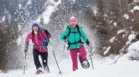 Pillerseetal, Tirol - Sportliches Schneeschuhwandern