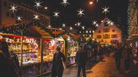 © Switzerland Tourism / Andre Meier / St. Gallen, CH - Weihnachtsmarkt / Zum Vergrößern auf das Bild klicken