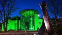 St Patrick`s Day - St Patrick Centre Greening