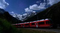 © Rhätische Bahn / RhB - Sternguckerfahrten
