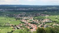 © Edith Spitzer, Wien / Kremstal-Donau, NÖ - Stift Göttweig_Ausblick / Zum Vergrößern auf das Bild klicken