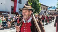 © Wildschönau Tourismus / TimeShot / Wildschönau, Tirol - Sturmlöder / Zum Vergrößern auf das Bild klicken