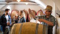 Südsteiermark, A - Weinverkostung