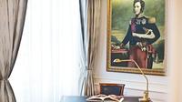 © Palais Coburg Hotel Residenz / Tina Herzl / Palais Coburg, Wien - Suite105 / Zum Vergrößern auf das Bild klicken