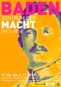 © Kaiserhaus Baden / Kaierhaus Baden - Ausstellung Zentrum der Macht_Sujet