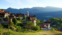 © Tourismusveein Tschiertschen-Praden / Nina Mattli / Tschiertschen, CH / Zum Vergrößern auf das Bild klicken