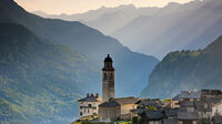 © Switzerland Tourism / Andreas Gerth / Soglio, CH / Zum Vergrößern auf das Bild klicken