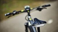 Ergonomischen Fahrrad