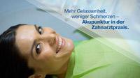 © www.tv-wartezimmer.de / Akupunktur Zahnarztpraxis / Zum Vergrößern auf das Bild klicken
