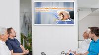 © TV Wartezimmer / Raucherberatung / Zum Vergrößern auf das Bild klicken