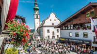© Wildschönau Tourismus / TimeShot / Wildschönau, Tirol - Talfest Oberau