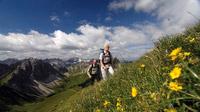 © TVB Tannheimer Tal / Tannheimer Tal, Tirol - Wandern / Zum Vergrößern auf das Bild klicken