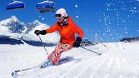 © visitbratislava.com und slovakia.travel / Tatranska Lomnica, Slowakei - Skispass / Zum Vergrößern auf das Bild klicken
