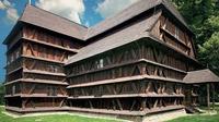 © slovakia.travel / UNESCO-Welterbe Holzkirche_detail / Zum Vergrößern auf das Bild klicken