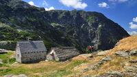 © Roberto Maggioni / Piemont, Italien - Val Grande_Berghütte / Zum Vergrößern auf das Bild klicken