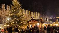 © Romano Magrone / Trento, Italien - Weihnachtsmarkt am Piazza Fiera / Zum Vergrößern auf das Bild klicken