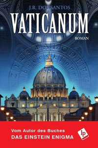 © Verlag luzar publishing / Cover Vaticanum / Zum Vergrößern auf das Bild klicken