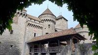 Veytaux, CH - Schloss Chillon 2021