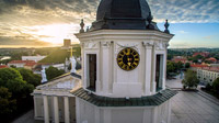 © Lithuanian State Department of Toursm / Vilnius, Litauen - Catheadral Bell Tower