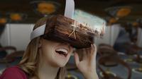 © Het Scheepvaartsmuseum / Virtual Reality Brillen / Zum Vergrößern auf das Bild klicken