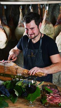 Karst, Slowenien - Kulinarika Jaka Koren in Zana Kapetanovic