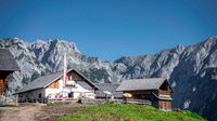 © hall-wattens.at / Hall-Wattens, Tirol - Walderalm bei Gnadenwald / Zum Vergrößern auf das Bild klicken