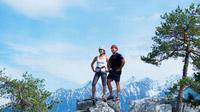© Alpenresort Schwarz / Mieminger Plateau, Tirol - Wandern / Zum Vergrößern auf das Bild klicken