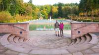 © www.wanderarena.com / Pfälzerwald-Nordvogesen, DE - Wasserspiele / Zum Vergrößern auf das Bild klicken