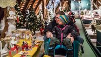 © OÖ Tourismus / Michael Grössinger / Steyr, OÖ - Weihnachtsmuseum / Zum Vergrößern auf das Bild klicken