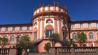 © Edith Spitzer, Wien / Wiesbaden, DE - Biebricher_Schloss / Zum Vergrößern auf das Bild klicken
