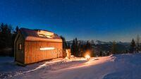 Millstätter See, Kärnten - Winter Biwak Goldeck